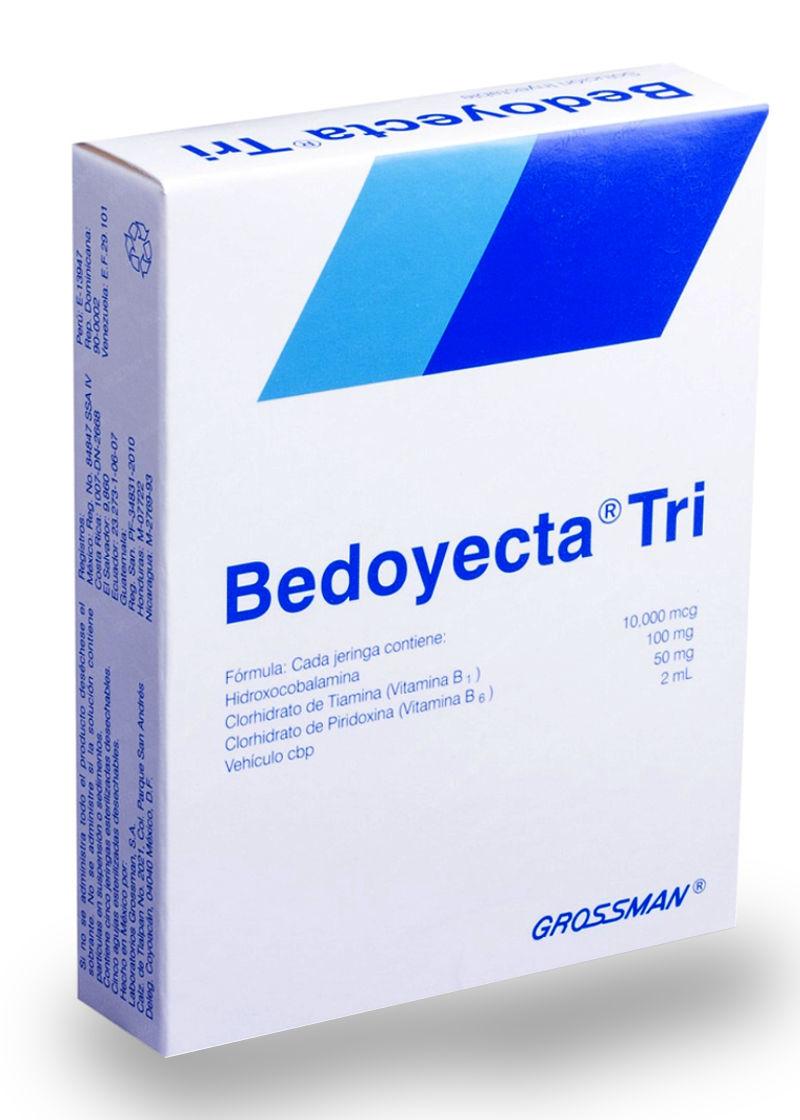 Bedoyecta Tri Ampolletas - Farmacias MoriFarmacias Mori